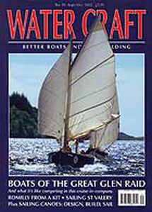 Water Craft 35      =      september-oktober 2002